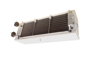 Atmospheric CO2 Vaporizer